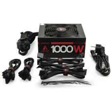 ABYSM Morpheo 1000W ATX Negro unidad de fuente de alimentación