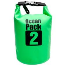 Bolsa Impermeable Ocean Pack 2 Verde (Espera 2 dias)