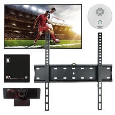 BUNDLE 55UT640S +VIA CONECT PLUS+YVC-200W+LAIA PC PRO+SOPORTE (Espera 4 dias)