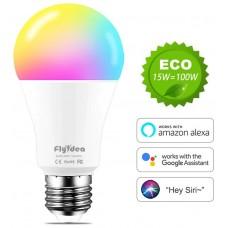 Bombilla LED Inteligente WiFi E27 (Espera 2 dias)