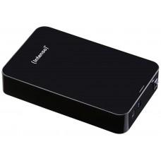 DISCO DURO EXT USB3.0 3.5  8TB INTENSO MEMORY CENTER NEGRO