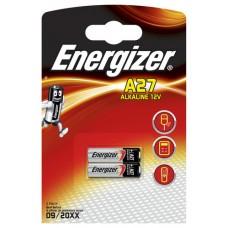 BLISTER 2 PILAS ESPECIALES MODELO A27 ENERGIZER 639333 (Espera 4 dias)