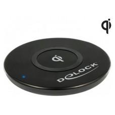 Delock Cargador inalámbrico Qi Fast 10 W
