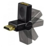 ADAPTADOR HDMI FLEXIBLE BIWOND, A/H-A/M