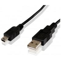 Cable USB a Mini USB 1M Biwond