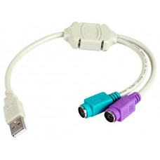 Adaptador USB a PS/2