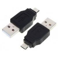 Adaptador USB a Micro USB M/M