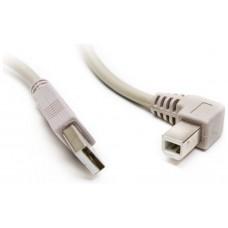 Cable USB 2.0 Impresora 1.8m CODO