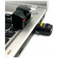 Pen Drive USB x32 GB Silicona Cámara de Fotos