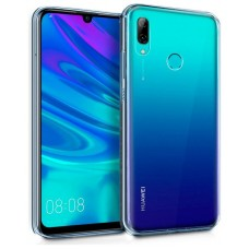 Funda Silicona Huawei P Smart (2019) / Honor 10 Lite Transparente