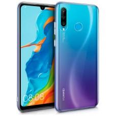 Funda Silicona Huawei P30 Lite (Transparente)