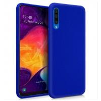 Funda COOL Silicona para Samsung A505 Galaxy A50 / A30s (Azul)