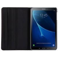 Funda COOL para Samsung Galaxy Tab A (2016 / 2018) T580 / T585 Polipiel Liso Negro 10.1 pulg