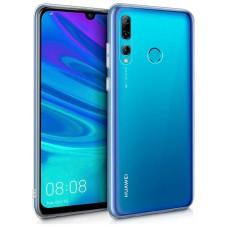 Funda Silicona Huawei P Smart Plus (2019) Transparente