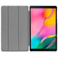Funda COOL para Samsung Galaxy Tab A (2019) T510 / T515 Polipiel Liso Negro 10.1 pulg