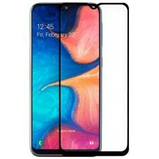 Protector Pantalla Cristal Templado Samsung A202 Galaxy A20e (FULL 3D Negro)