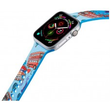 Correa COOL para Apple Watch Series 1 / 2 / 3 / 4 / 5 / 6 / SE (42 / 44 mm) Estampado London