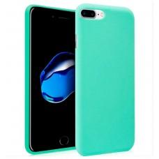 Funda Silicona iPhone 7 Plus / iPhone 8 Plus (Mint)