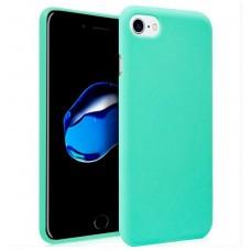 Funda Silicona iPhone 7 / iPhone 8 (Mint)