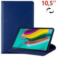 Funda COOL para Samsung Galaxy Tab S5e T720 / T725 Polipiel Azul 10.5 pulg
