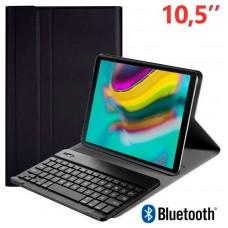 Funda COOL para Samsung Galaxy Tab S5e T720 / T725 Polipiel Teclado Bluetooth 10.5 Pulg