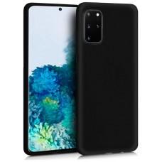 Funda COOL Silicona para Samsung G985 Galaxy S20 Plus (Negro)