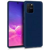 Funda COOL Silicona para Samsung G770 Galaxy S10 Lite (Azul)