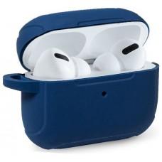Funda Soft Silicona COOL para Apple Airpods Pro (Azul)