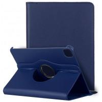Funda COOL para iPad Pro 11 pulg (2020) / iPad Air 4 (10.9) Giratoria Polipiel Azul