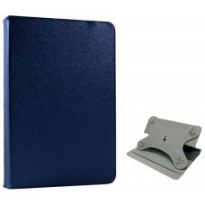 Funda COOL Ebook / Tablet 8 pulgadas Liso Azul Giratoria