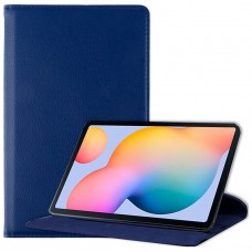Funda COOL para Samsung Galaxy Tab S6 Lite (P610 / P615) Polipiel Azul 10.4 pulg