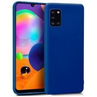 Funda COOL Silicona para Samsung A315 Galaxy A31 (Azul)