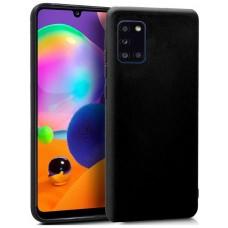 Funda COOL Silicona para Samsung A315 Galaxy A31 (Negro)