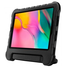 Funda COOL para Samsung Galaxy Tab A (2019) T510 / T515 Ultrashock Negro 10.1 pulg