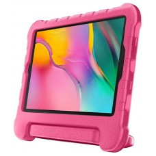 Funda COOL para Samsung Galaxy Tab A (2019) T510 / T515 Ultrashock Rosa 10.1 pulg