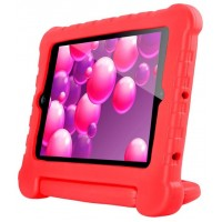 Funda COOL para iPad 2 / iPad 3 / 4 Ultrashock color Rojo