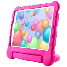 Funda COOL para iPad (2019 / 2020) 10,2 pulg Ultrashock Rosa