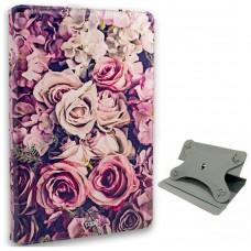 Funda COOL Ebook Tablet 10 pulgadas Universal Dibujos Flores