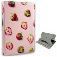 Funda COOL Ebook Tablet 10 pulgadas Universal Dibujos Fresas