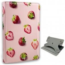 Funda COOL Ebook Tablet 10 pulgadas Universal Dibujos Fresas