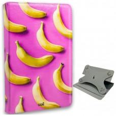 Funda COOL Ebook Tablet 10 pulgadas Universal Dibujos Bananas