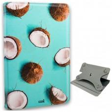 Funda COOL Ebook Tablet 10 pulgadas Universal Dibujos Cocos