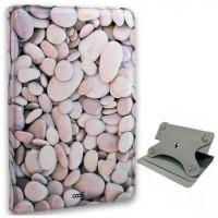 Funda COOL Ebook Tablet 10 pulgadas Universal Dibujos Piedras
