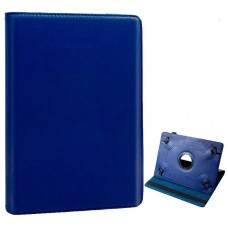 Funda COOL Ebook Tablet 10 pulgadas Polipiel Giratoria Azul