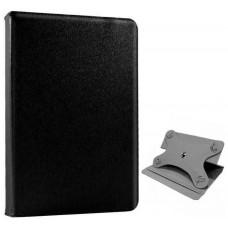 Funda COOL Ebook Tablet 10 pulgadas Polipiel Giratoria Negro