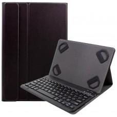 Funda COOL Ebook / Tablet 9 - 10.2 pulg Liso Negro Polipiel Teclado Bluetooth