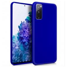 Funda COOL Silicona para Samsung G780 Galaxy S20 FE (Azul)