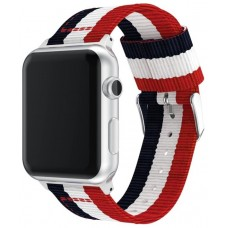 Correa COOL para Apple Watch Series 1 / 2 / 3 / 4 / 5 / 6 / SE (42 / 44 mm) Nylon Sailor