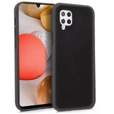 Funda COOL Silicona para Samsung A426 Galaxy A42 5G (Negro)