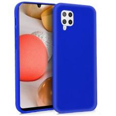 Funda COOL Silicona para Samsung A426 Galaxy A42 5G (Azul)
